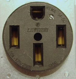 50 amp outlet